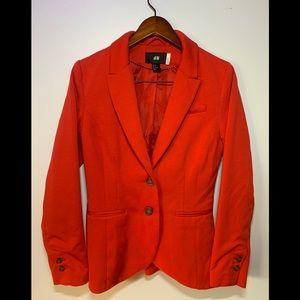 Bold Red Blazer 🔥